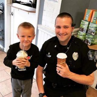 NIPD Coffee with a Cop