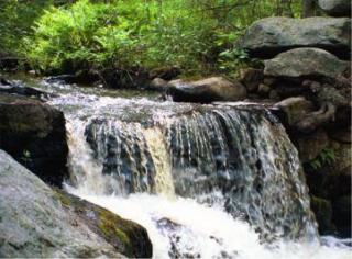 Furnace Brook Falls on Route 124